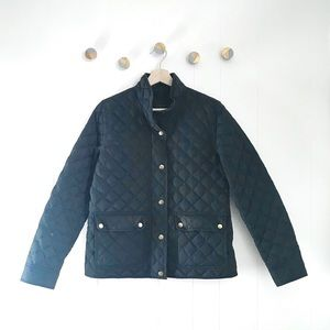 J. Crew Downtown Field Puffer Quilted Jacket | S